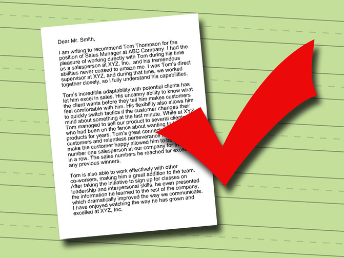 Should You Write That Letter of Recommendation?