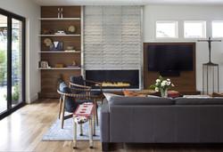490 Fireplace surround