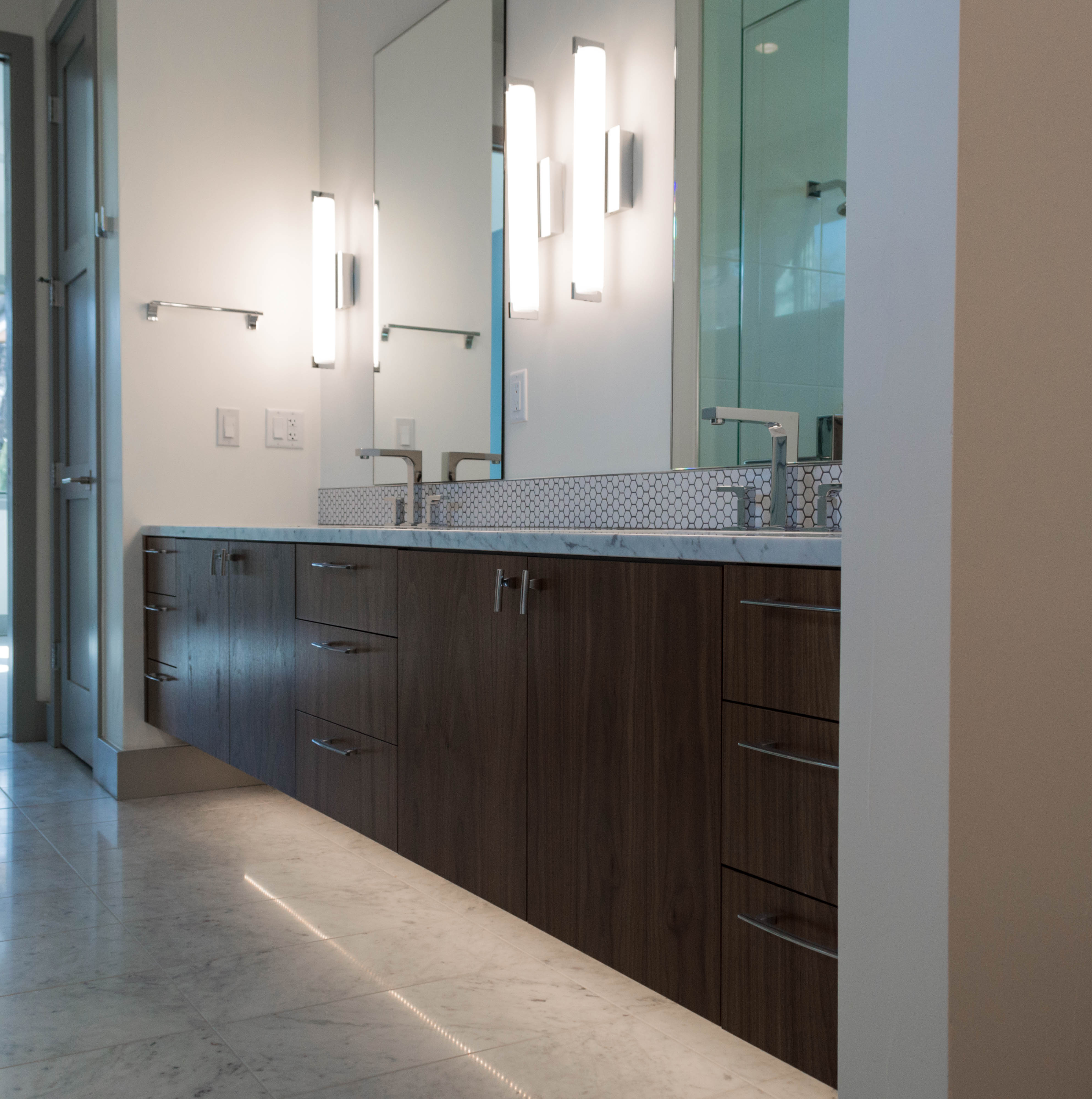 Project 821 master bath