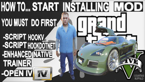 how to install ADD-ON PEDS MOD on GTA 5(latest ,step by step
