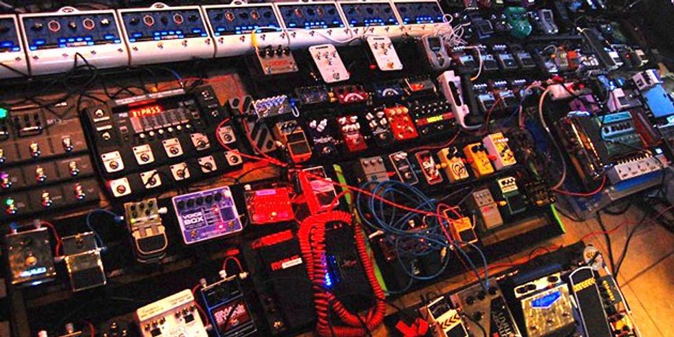 Guitar Tech and Fx Pedals Workshop