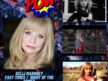 Appearance Update - Kelli Maroney