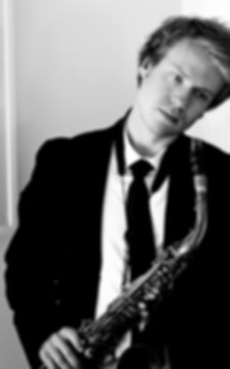Melbourne based saxophonist James 'Larry' Carter