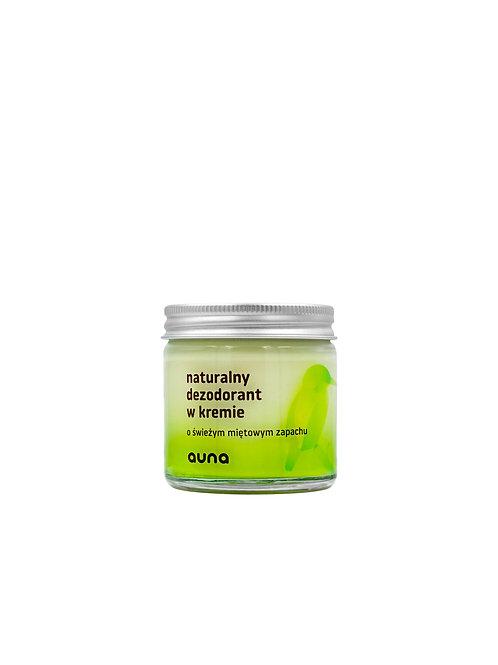 naturalny dezodorant w kremie