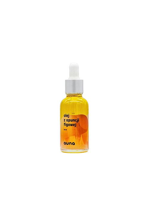 olej z opuncji figowej 30 ml nierafinowany, zimnotłoczony