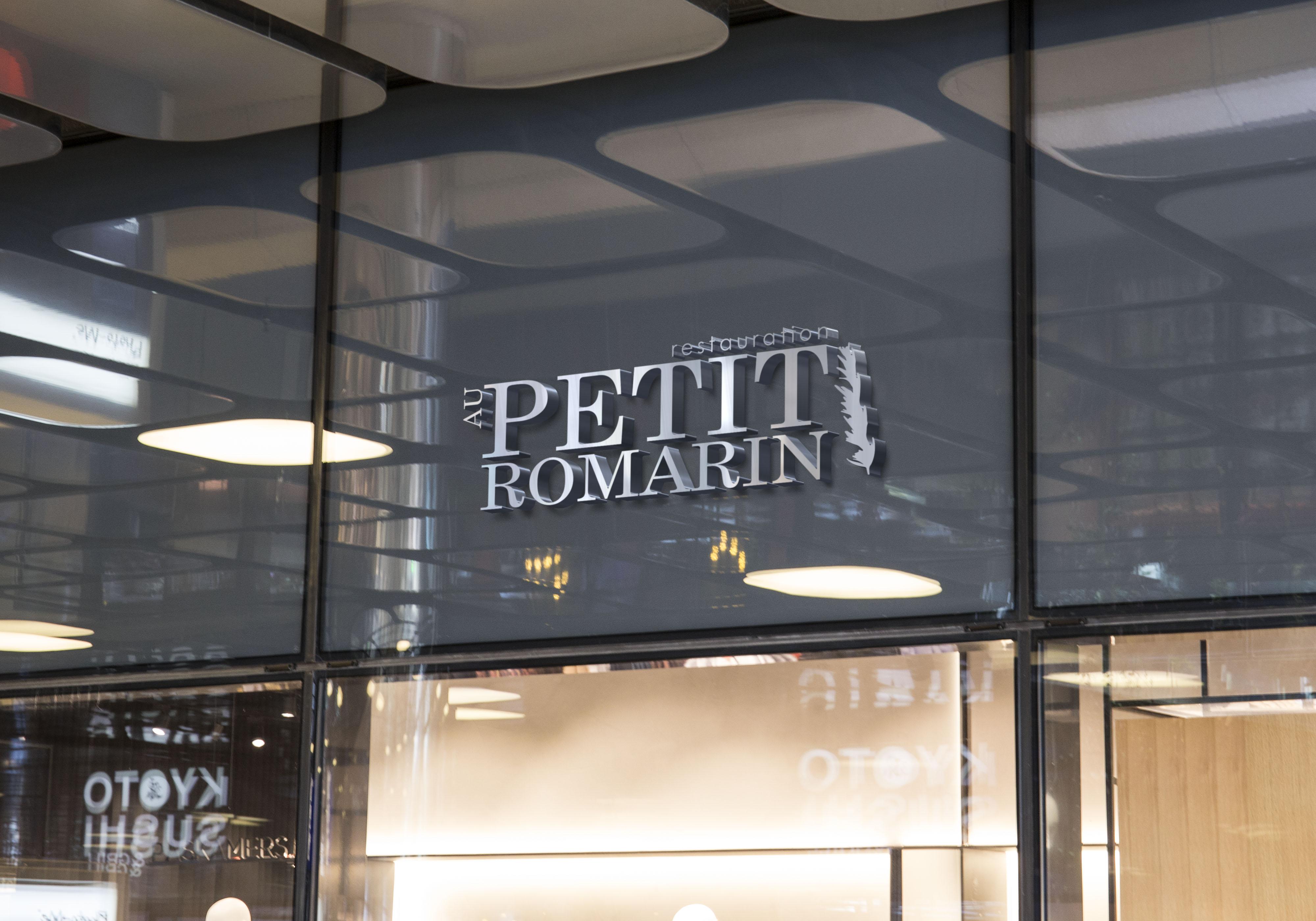 Création nom et logo