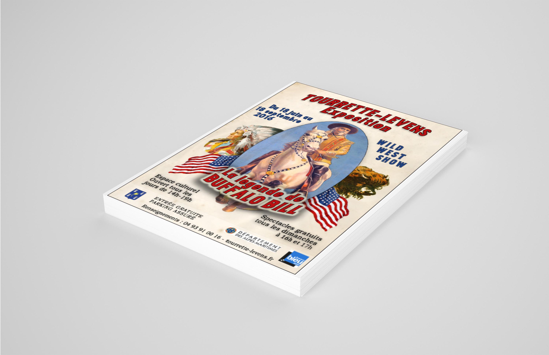 Dossier de presse exposition Buffalo