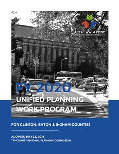 FY 2020 Unified Planning Work Program