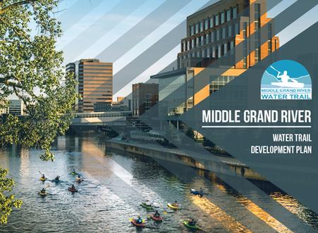 Water Trail Plan Selected to Receive Environmental Stewardship Award