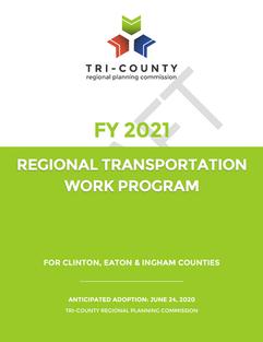 FY 2021 Regional Transportation Work Program