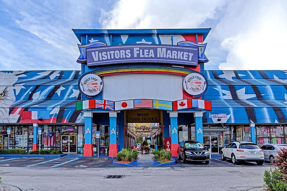 Visitors Flea Market in Kissimmee, Florida