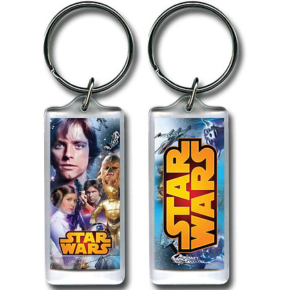 "Disney's ""Star Wars"" Warriors Keychain"
