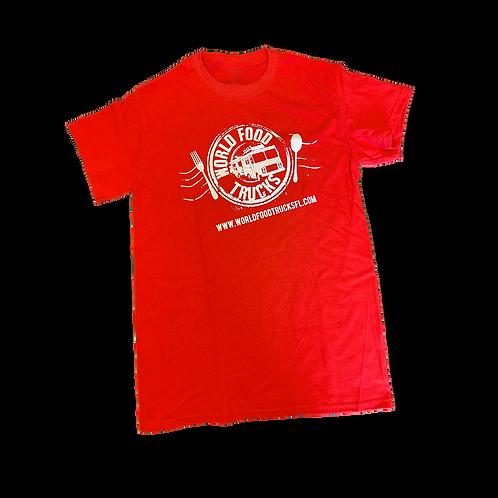 World Food Trucks Original T-Shirt
