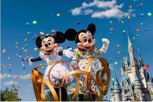 Mickey Mouse Celebrates his 90th Birthday - Treasure Island Gift Shop