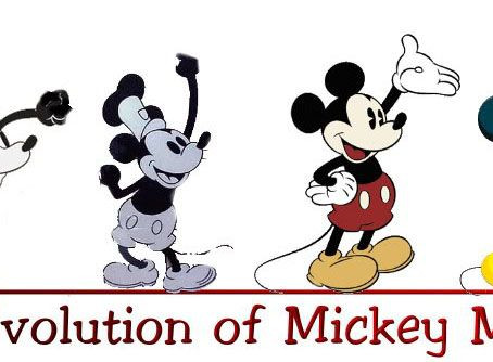 History of Mickey Mouse!