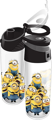 "Disney's ""Look at Us"" Minions Flip Top Bottle"