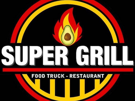 This is a Job for..Super Grill!