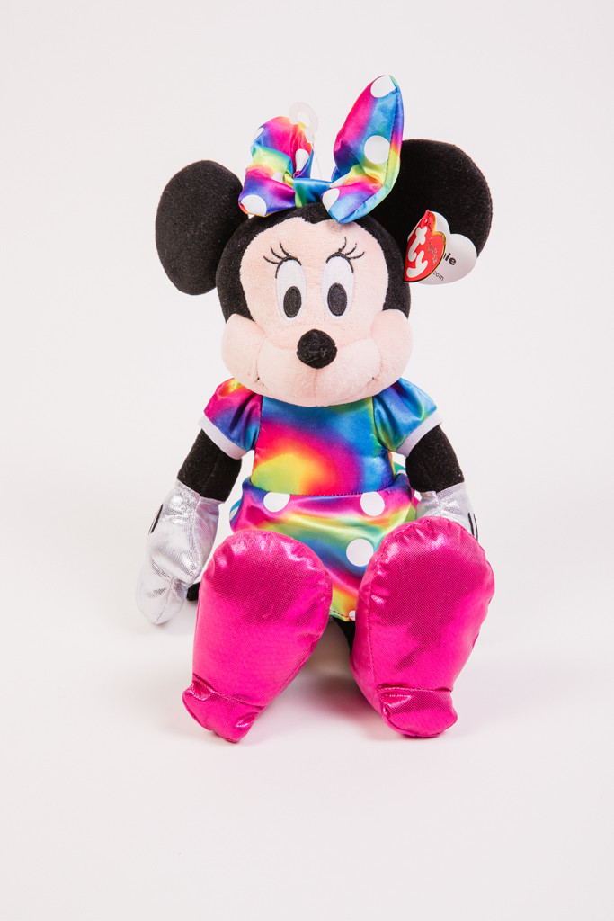 Minnie Mouse Soft Stuffed Doll at Treasure Island Gift Shop
