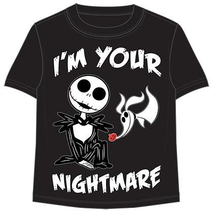 """Disney's """"Nightmare Before Christmas"""" Youth Boys TShirt"""