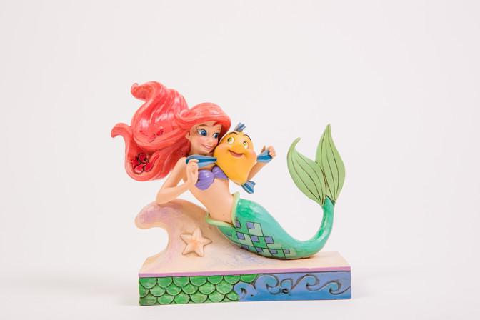 Little Mermaid figure