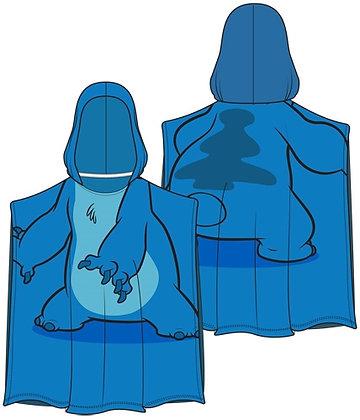 "Disney's ""Stitch"" 28"" x 58"" Hooded Towel"