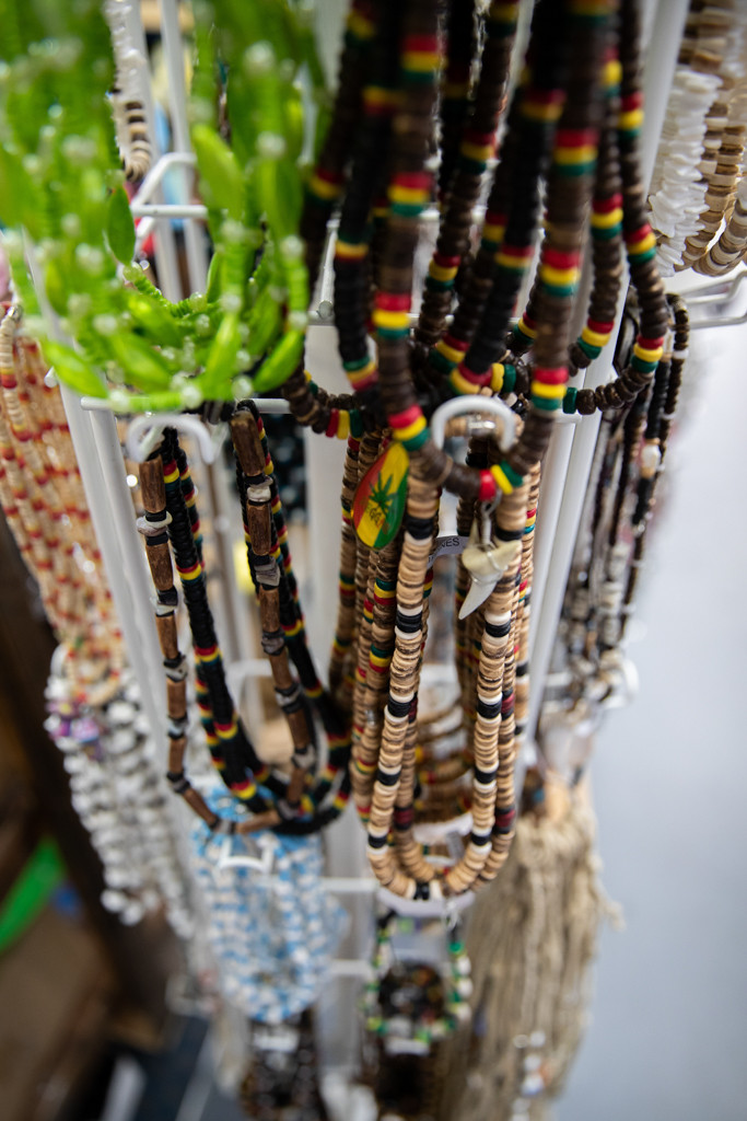 Jewelry and Accessories at Visitors Flea Market