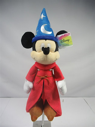 Disney's Sorcerer 'Mickey Mouse' 15 Inch Plush