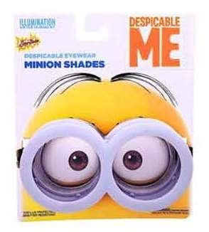 Disney's Minions Gray & Black Sunglasses