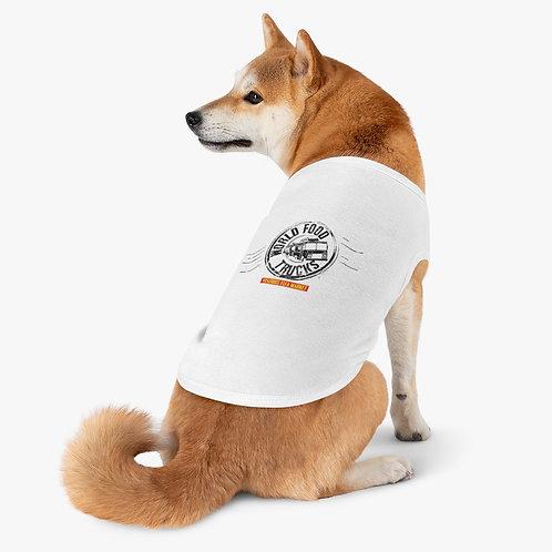 World Food Truck Pet Tee Shirt