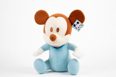 Baby Mickey Mouse doll