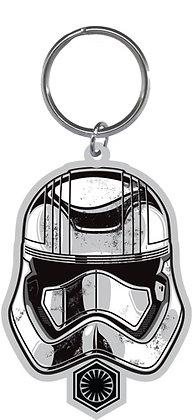 "Disney's ""Star Wars"" Storm Trooper The Force Awakens Keychain"