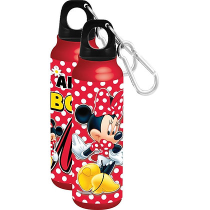 Disney's 'Minnie Mouse' All About Me Red & White Water Bottle