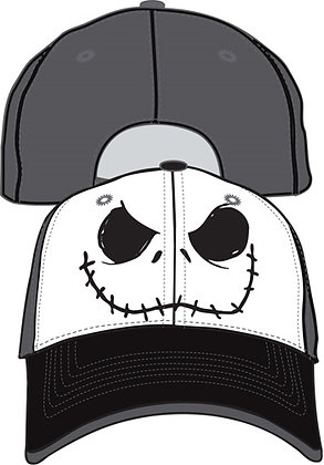 Disney's Nightmare Before Christmas Lil Jack Skellington Kids Baseball Hat