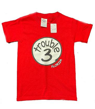 Trouble #3 SX child