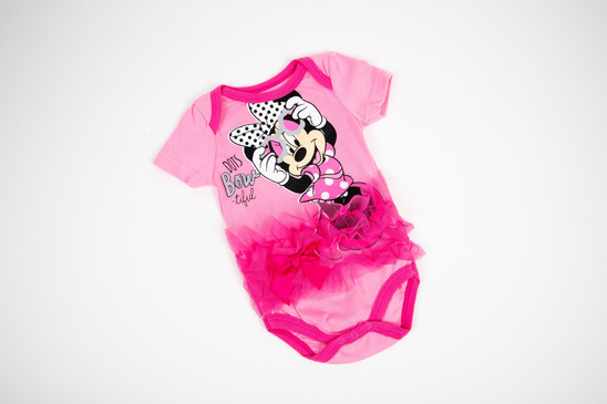 Minnie Mouse Outfit for an Infant Girl