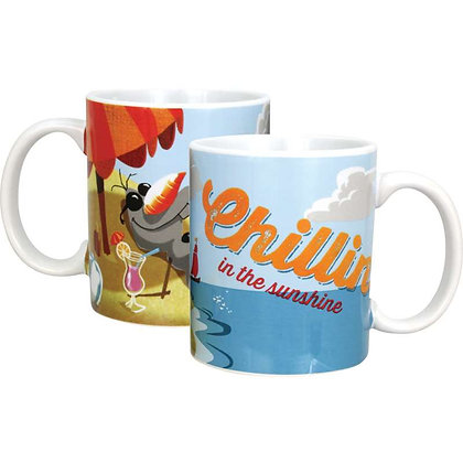 "Disney's Frozen Olaf ""Chillin' in the Sunshine"" 11 Oz. Coffee Mug"