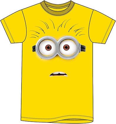 Disney Minions Adult Surprise Yellow TShirt