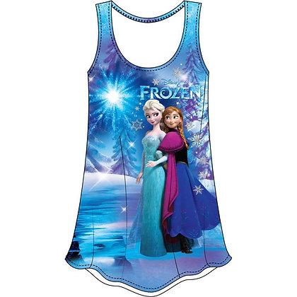 "Disney's ""Frozen"" Elsa & Anna Youth Girls Dress"