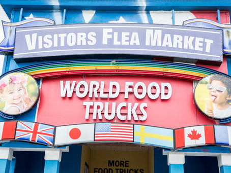 Eating Out In South Orlando? World Food Truck Gets Rave Reviews