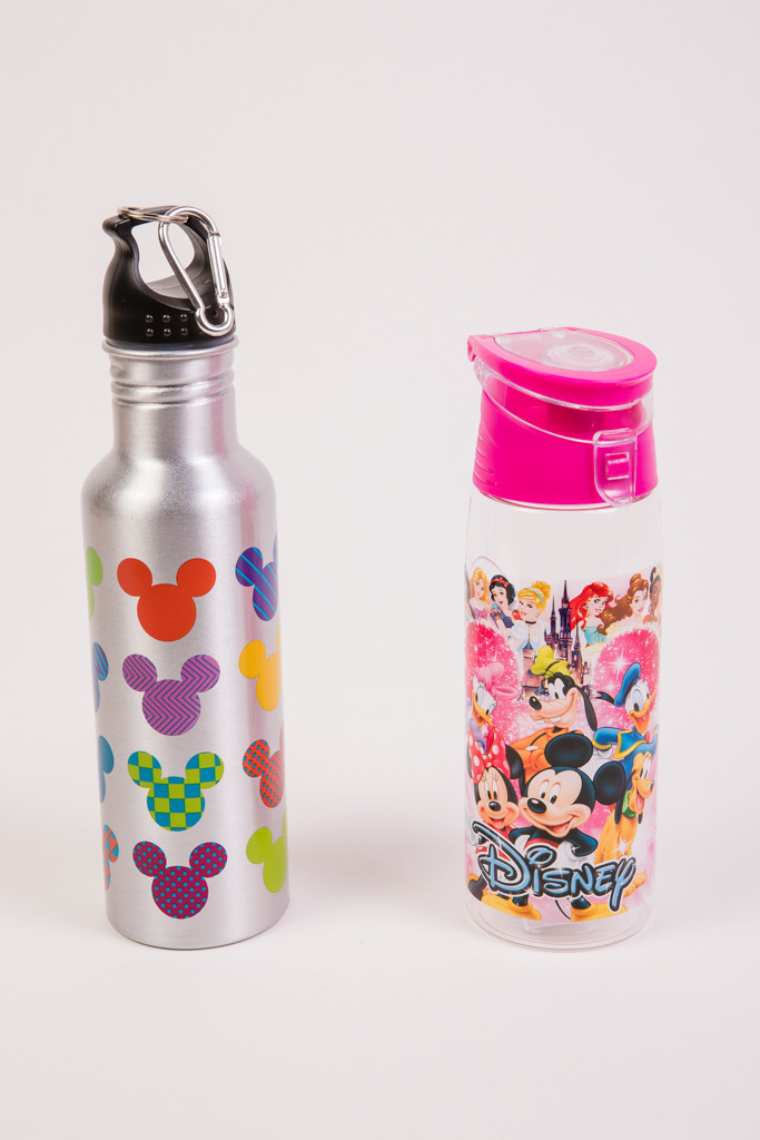 Disney Thermos and Bottles from Treasure Island Gift Shop