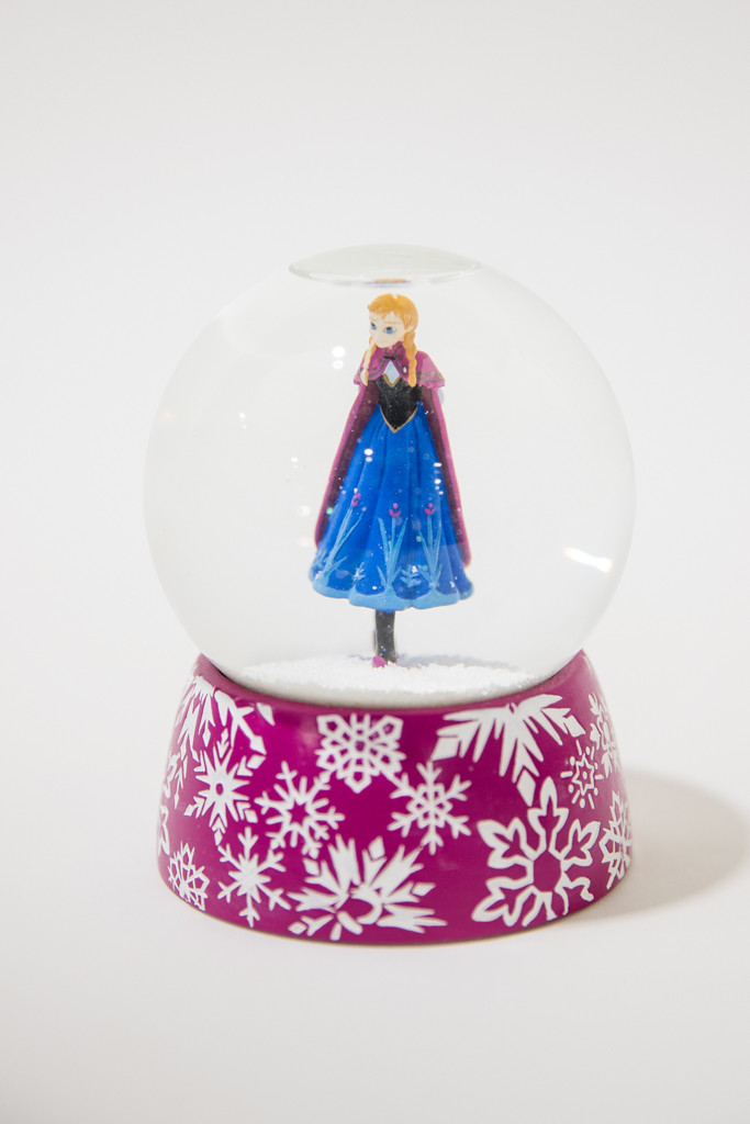 Frozen Snow Globe from Treasure Island Gifts