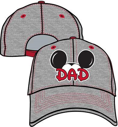 Disney's Adult 'Mickey Ears' Grandpa Gray Hat