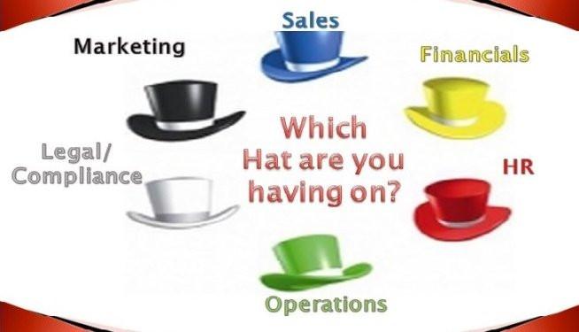 Multiple Hats Small Organization PEO