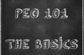 PEO 101