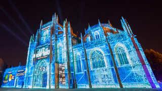 A Luz do Mosteiro