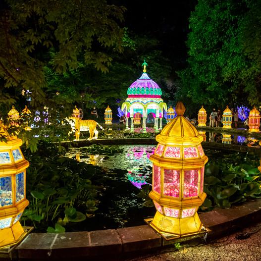 Magical Garden Porto - Índia Vibrante