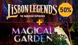 Lisbon Legends + Magical Garden
