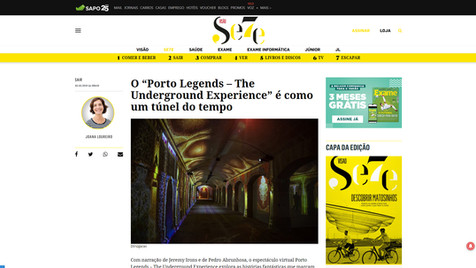 VISÃO 7 | SAPO