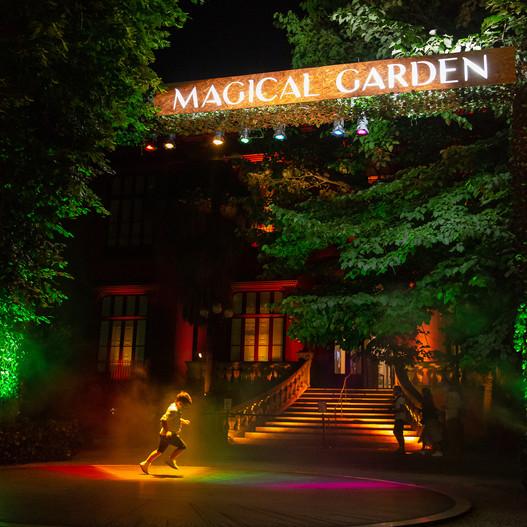 Magical Garden Porto - Arco - Íris de Boas-vindas