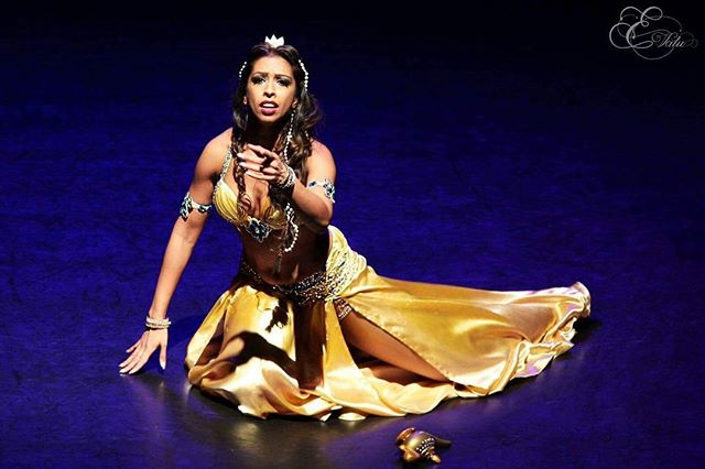 Princess Jasmine in Mr _ozgendance 's la